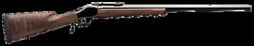 "Winchester 1885 High Wall Hunter 6.5 Creedmoor 28"" Barrel, Walnut Gloss Blued Right Hand"