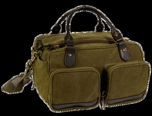 Allen Heritage North Platte Range Bag Olive