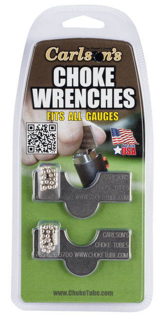 Carlsons Universal Choke Wrench 2 Pack