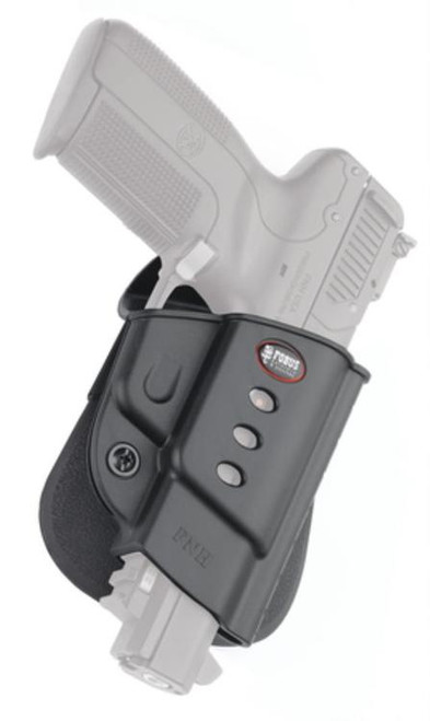 Fobus Evolution 2 Series Roto Paddle Holster For Ruger Gp100 Black Right Hand