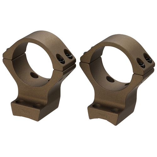 Browning 2 Piece 30mm Standard Burnt Bronze Cerakote