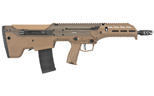 "Desert Tech MDRX Bullpup 5.56mm NATO, 16"" Barrel, Flat Dark Earth, 30rd"