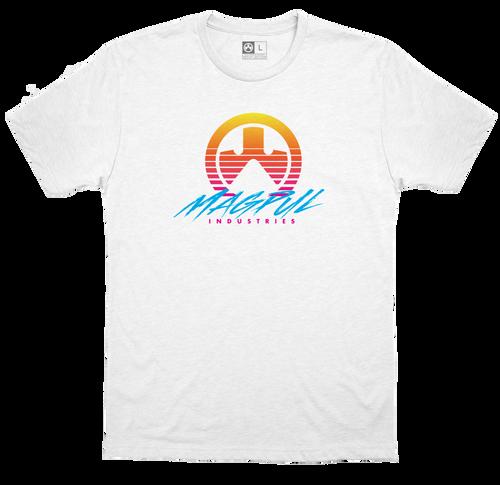 Magpul Megablend Brenten Shirt Medium White