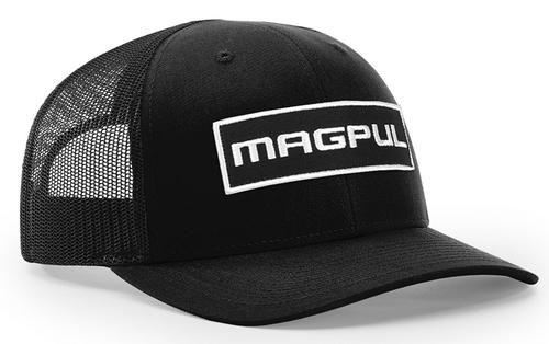 Magpul Wordmark Patch Trucker Hat Black
