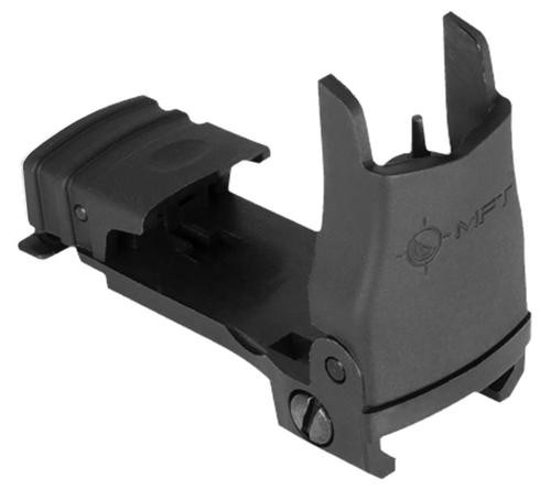 Mission First Tactical Folding Front Polymer Sight, Black