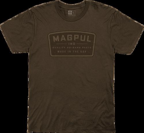 Magpul Fine Cotton Go Bang Shirt XXXL Brown