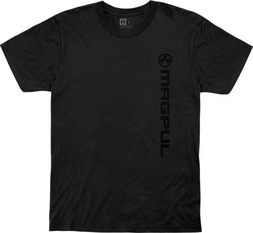 Magpul Fine Cotton Vert Logo Shirt XXXL Black