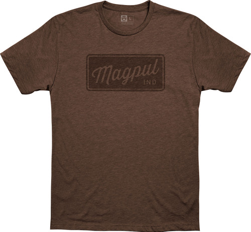 Magpul Megablend Rover Block Shirt Small Brown Heather