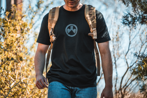 Magpul Icon Logo, T-Shirt, XLarge, Black