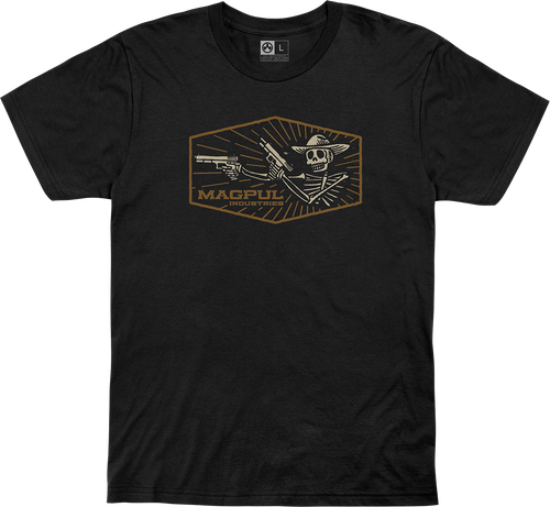 Magpul Fine Cotton Tejas Shirt XXL Black