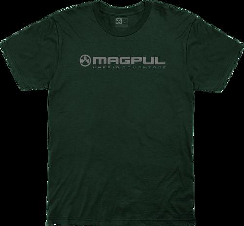 Magpul Fine Cotton Unfair Advantage Shirt XL Forest Green