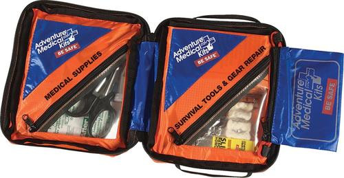 "Adventure Medical Kits Hybrid 3 Survival/Med/Repair Kit 7x62.5"" Orange"