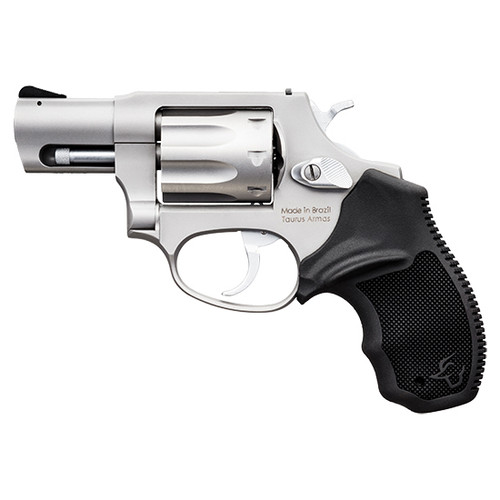 "Taurus 942 Small Frame 22 LR, 2"" Barrel, Steel Frame, Stainless Finish, Polymer Grips, 8rd"