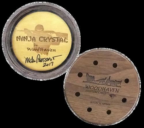 Woodhaven The Ninja Crystal Turkey