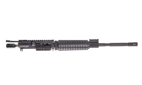 Anderson AR-15 Upper Complete Assembly 5.56 16'' Barrel, Optic Ready, High Rise Gas Block W/BCG