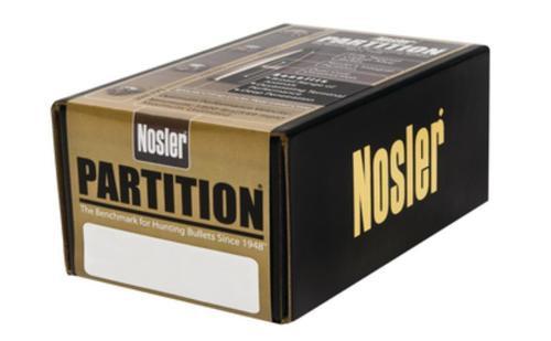 Nosler Partition Handgun Bullets .458 Diameter 500 Grain Spitzer