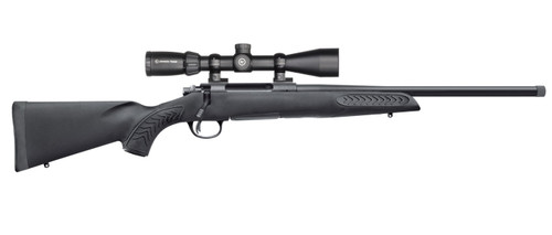 "Thompson Center Compass II Compact 308 Win, 16.50"" Black Blued Right Hand Crimson Trace Scope, 5rd"