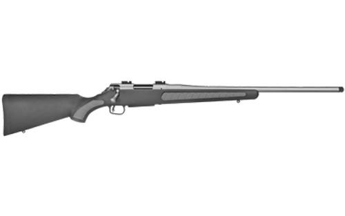 "Thompson Center Venture II 300 Winchester Magnum, 24"" Threaded Barrel, Black/Silver Weathershield Finish, Synthetic Stock, Detachable Magazine, 3rd"