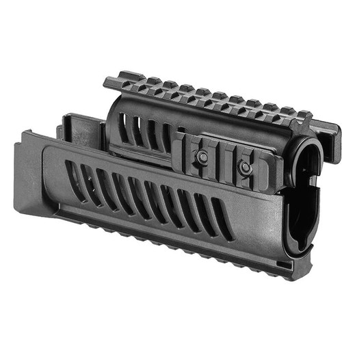 FAB Defense Ak-47 Quad Rail Polymer Handguard Black