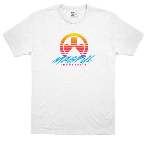 Magpul Megablend Brenten Shirt XL White