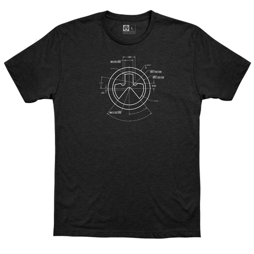 Magpul Megablend Engineered Shirt XXXL Black
