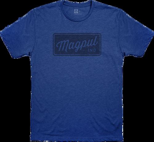 Magpul Rover Block Shirt Large Royal Heather