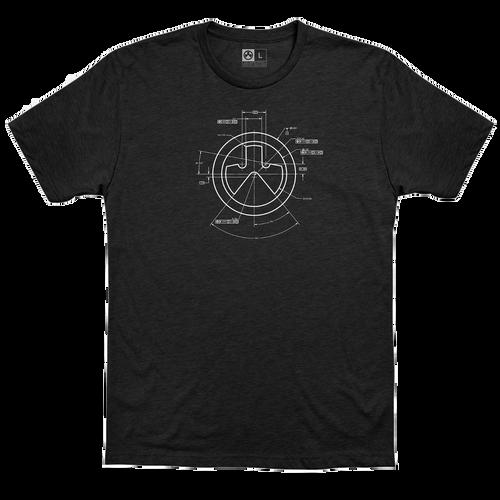 Magpul Megablend Engineered Shirt Medium Black