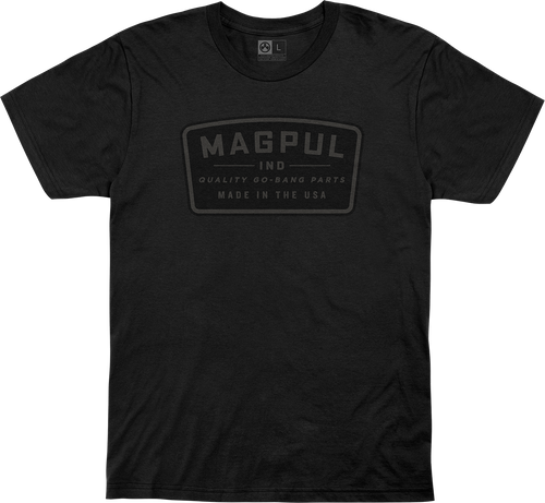 Magpul Go Bang Parts, T-Shirt, Medium, Black