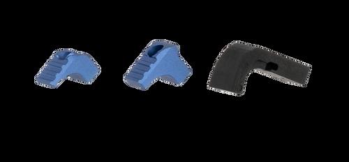 Strike Modular Mag Release for Glock 17/19/19x/22/23/26/27/31-35/37-39/45 Gen 4-5 Blue