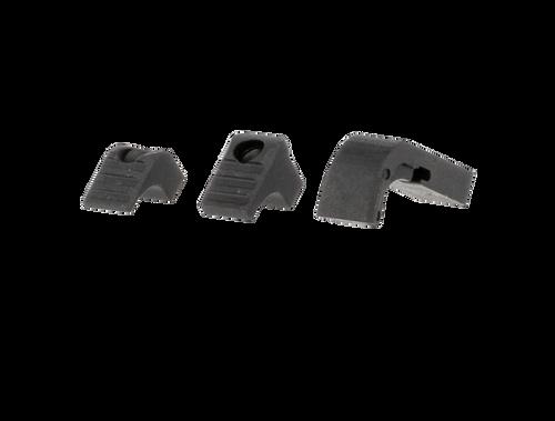 Strike Modular Mag Release for Glock 17/19/19x/22/23/26/27/31-35/37-39/45 Gen 4-5 Black