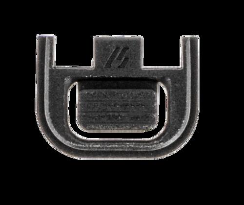 Strike Polyflex Slide Backplate for Glock G17-27, 32-36, 41 Gen 3-5 Polymer Black