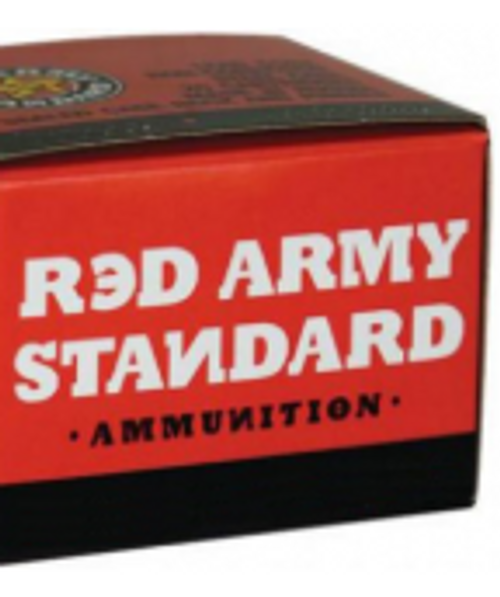 Century Arms Red Army Standard White, 45ACP, 230Gr, Full Metal Jacket, 50rd Box