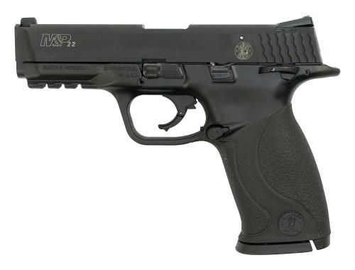 "Smith & Wesson M&P22 .22 LR, Trade-In, 4.1"" Barrel, Black,12rd"
