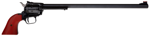 """Heritage Rough Rider Single Action Revolver, 22 LR, 16"""", 6 Rd, Cocobolo Grip, Blued, 6rd"""
