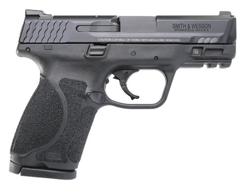 "Smith & Wesson M&P 9 M2.0 Compact, *MA Compliant 9mm, 3.60"" Bbl"