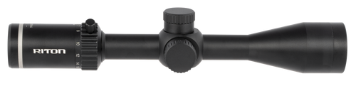 """X1 PRIMAL, Rifle Scope, 4-16X44mm, 1"""" Tube, RUT Reticle, 2nd Focal Plane, Black Color"""