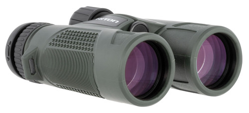 Riton Optics, X5 PRIMAL, HD Binocular, 10X42, Black and Green Color