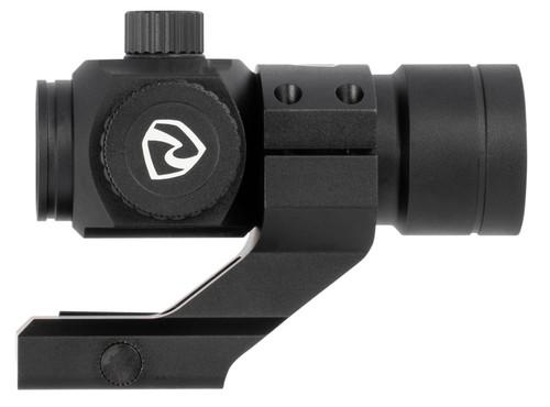 Riton Optics, X1 TACTIX, Red Dot, 1X30, 30mm Tube, 2 MOA Red Dot, Black Color
