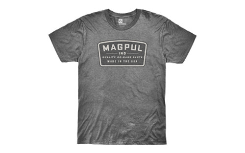 Magpul Go Bang Parts CVC T-Shirt Charcoal Heather 2XL