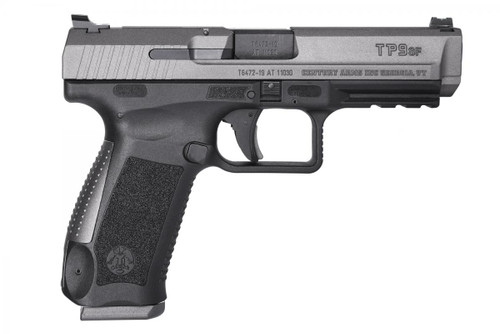 Canik TP9SF One 9mm Tungsten/Black 18 Round