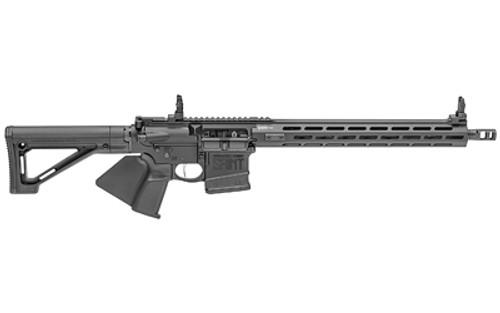 "Springfield Saint Victor AR-15 308 Winchester, 16"" Lightweight 1:10 Barrel, Black, 15"" M-LOK, Front/Rear Flip, 20rd"