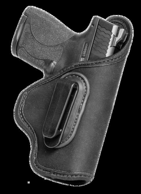 "Alien Gear Grip Tuck 1911 4"", Black Neoprene, Inside Waistband, Right Hand"
