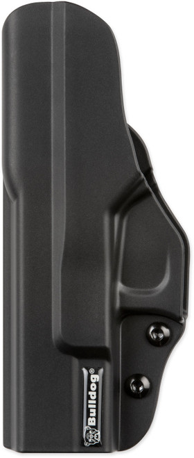 Bulldog Inside The Pants Black Polymer, Ruger LCP,Taurus TCP,Kel-Tec P-380A, Right Hand