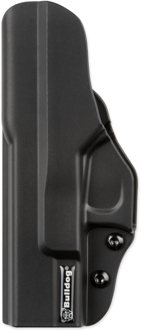 Bulldog Inside The Pants Black Polymer, Ruger LC380/LC-9, SCCY CPX-1/CPX-2, Right Hand