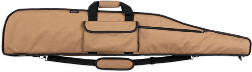 "Bulldog Deluxe Long Range Rifle Case Tan Black 48"" L x 3"" W x 10"" H"