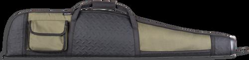 "Bulldog Cases Armor Series Rifle Case, Green and Black, 48"""