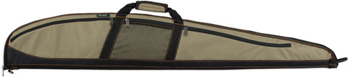 "Bulldog Plus Shotgun Case Kahki Black 52"" L x 1.5"" W x 9"" H"