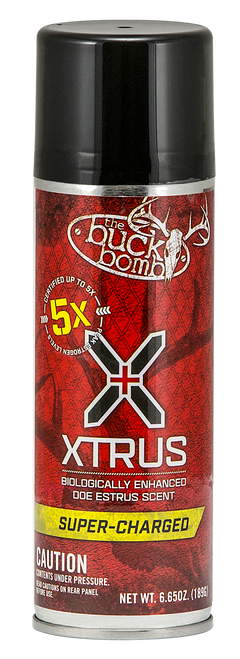 Hunters Specialties Buck Bomb Xtrus Certified Doe In Estrous Bomb 6.65 oz