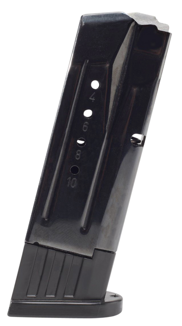 Smith & Wesson M&P M2.0 Compact Magazine 9mm, Steel, Black, 10rd