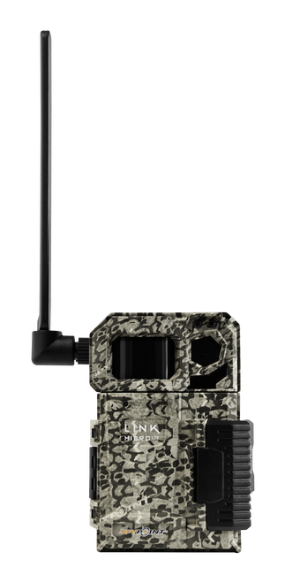 Spypoint Cellular Link-Micro AT&T 10 MP Infrared 80 ft Camo